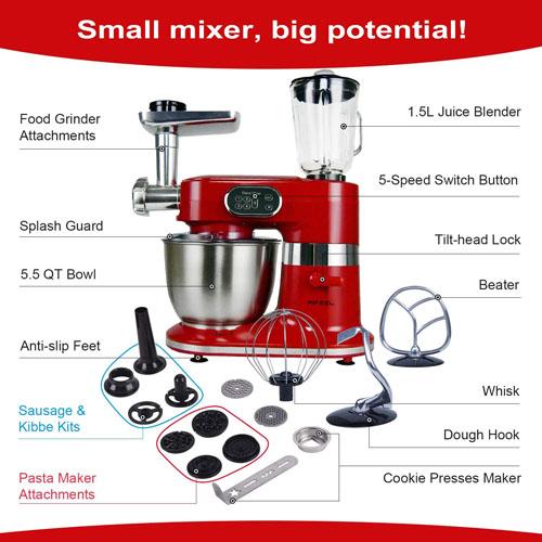 Aifeel Kitchen Stand Stand Mixer-4