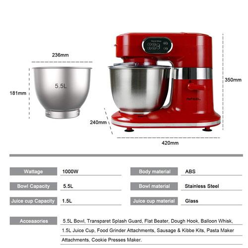 Aifeel Kitchen Stand Stand Mixer-6