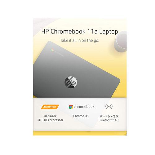 HP Chromebook MT8183-2