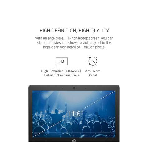 HP Chromebook MT8183-4
